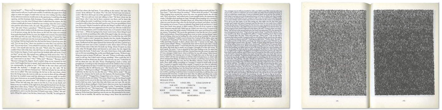 Disturbing The Text Typographic Devices In Literary Fiction Zo